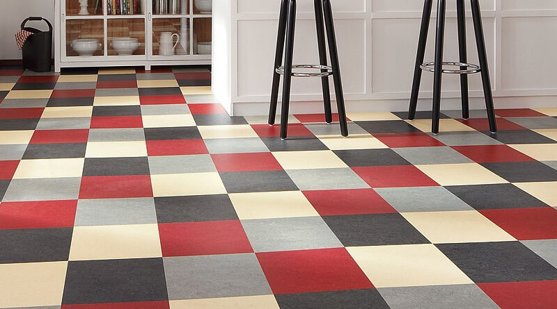 The Durability Of Linoleum And Vinyl Flooring Can T Equal Wood Tile Or Natural Stone But It S Not Designed To Lower Price Reflects This