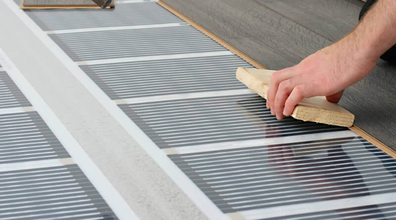 Best Types Of Flooring To Be Installed Over Radiant Heating