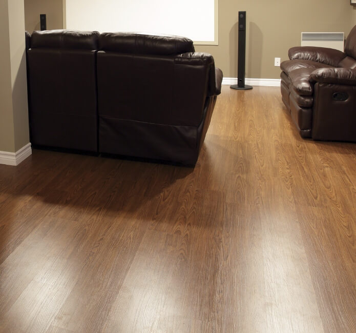 Waterproof Basement Flooring