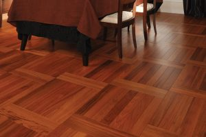 best flooring for a dining room options and ideas - Dining Room Flooring Options