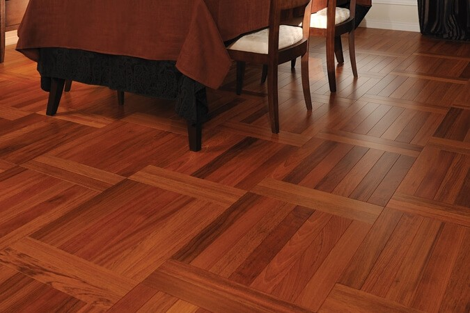 Brazilian redwood flooring pros and cons gurus floor for Cherry flooring pros and cons