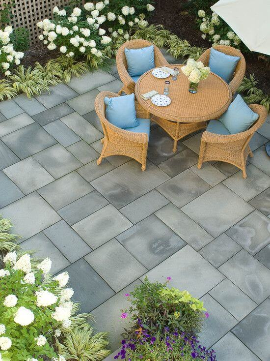 Outdoor And Patio Flooring Options