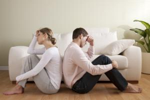 Couple crisis