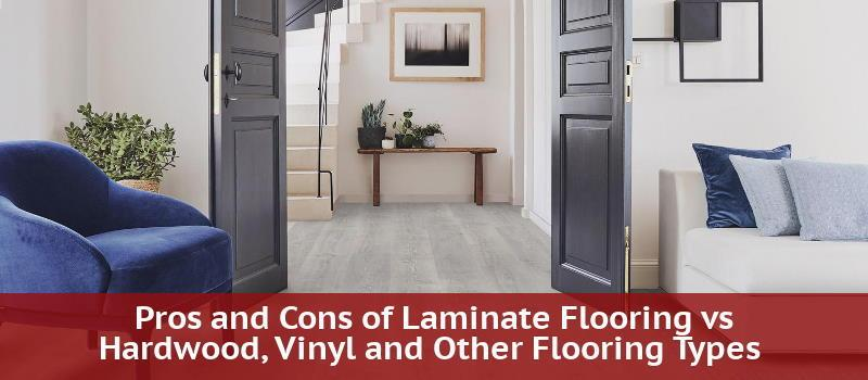 Pros And Cons Of Laminate Flooring Vs