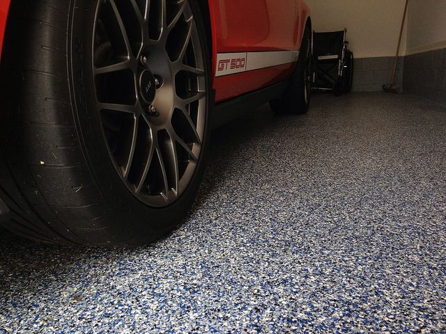 Garage Floor Paint Comparisons And Reviews