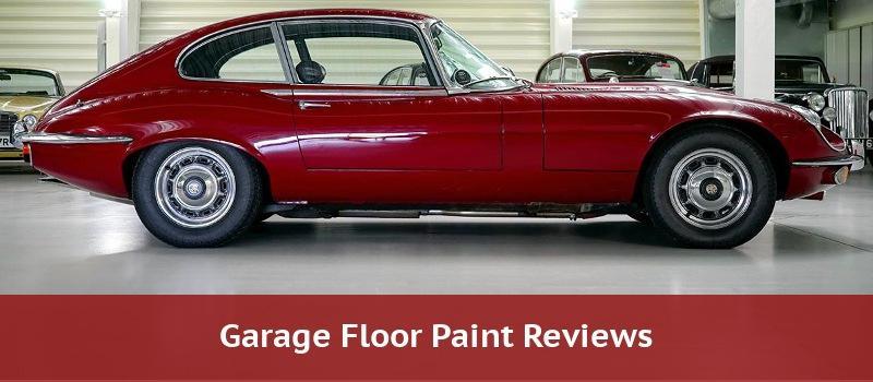 garage floor paint reviews