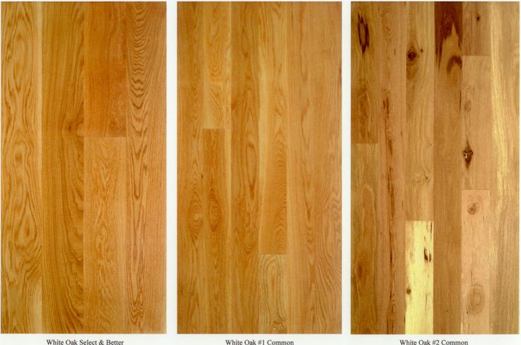 Solid And Engineered Hardwood Flooring Grades Guide