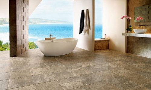 Mannington U2013 Adura, Manningtonu0027s Residential LVT Range, Boasts A  Comprehensive 116 Different Tile Looks Including Stone, Wood And Graphic  Designs.