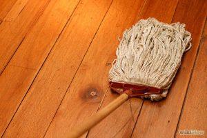 damp-mop