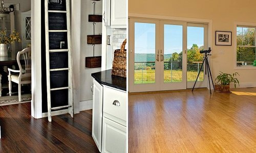 click lock floor bamboo flooring reviews best brands types of bamboo flooring