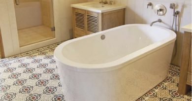 5 Popular Bathroom Floor Tile Ideas