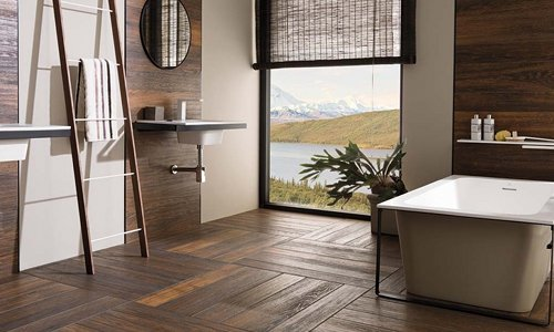 porcelanosa wood