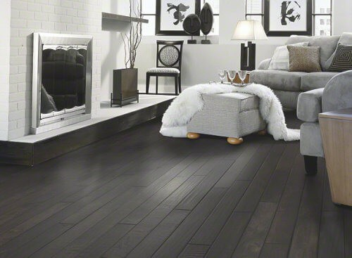 Of Course Another Idea Is To Ease Back On The Depth Hue You Are Choosing Does Need Black Hardwood Flooring Create Same Effect