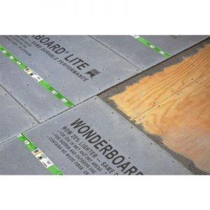 Schluter Ditra Underlayment For Tile Installation