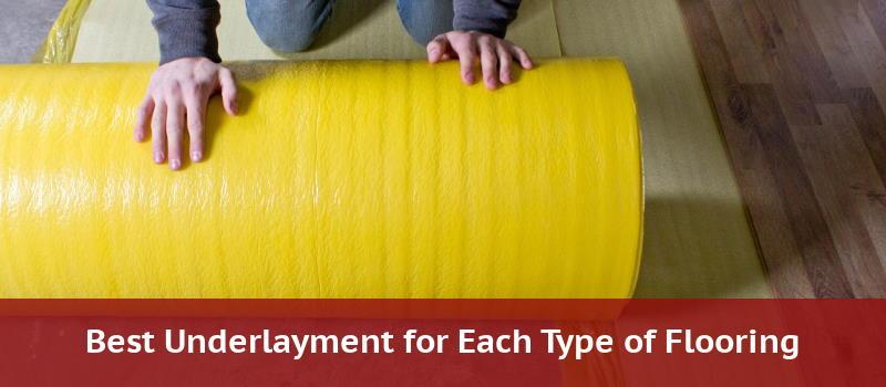 Best Underlayment For Each Type Of Flooring, Best Underlayment For Laminate Flooring On Concrete