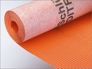 This Premium Underlay Is Manufactured From Polyethylene With A Unique  Design. DITRA Features A Grid Structure Of Square Cavities, The Base Of  Each Cavity ...
