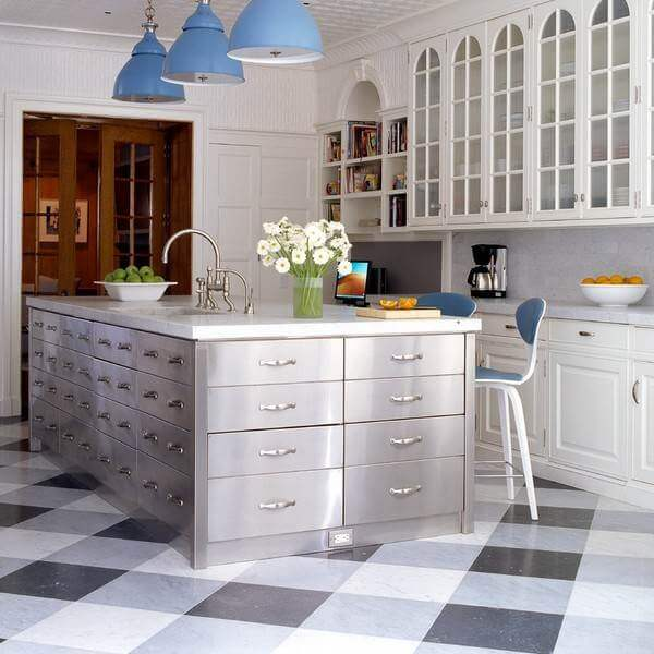 41 Of The Best Kitchen Floor Tile Ideas 2020 Home Flooring Pros