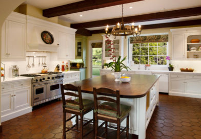 30 Kitchen Floor Tile Ideas, Designs and Inspiration 2016