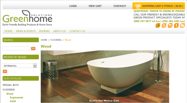 Greenhome Solutions - 36 Best Places To Buy Hardwood Flooring HomeFlooringPros.com