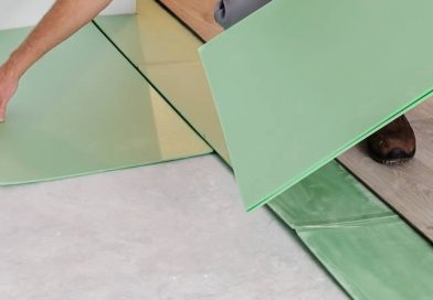 Underlayment – Find the Best Underlayment for Each Type of Flooring