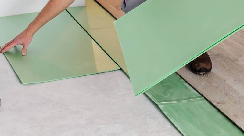 Underlayment – Find the Best Underlayment for Each Type of