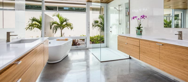 30 Bathroom Flooring Ideas Designs And Inspiration 2020 Home Pros