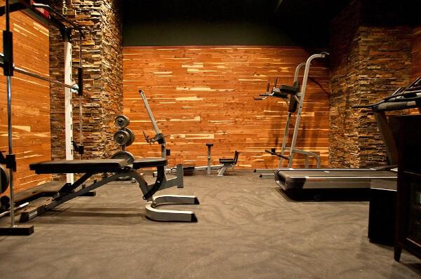cedar wall gym