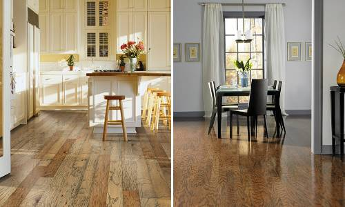Columbia. The Columbia Flooring company is one of the three brands ... - Best Engineered Wood Flooring – The Top Brands Reviewed
