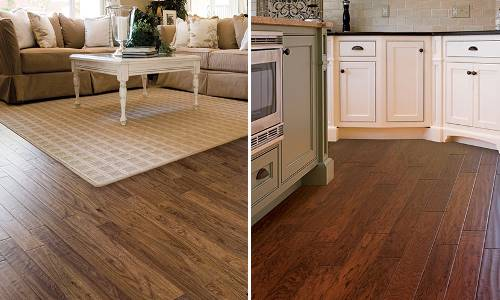 Best engineered wood flooring the top brands reviewed 2018 budget is extremely tight then your best option is to look at the home legend engineered hardwood floors that are widely available through home depot solutioingenieria