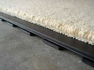 Superior Waterproof Basement Flooring