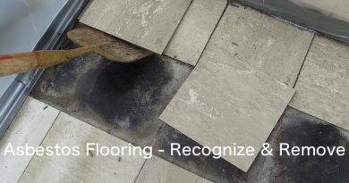 Asbestos Floor Tiles How To Identify How To Remove Asbestos