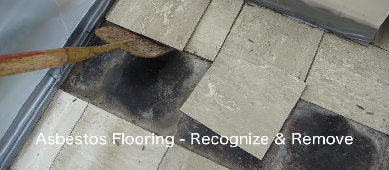 Asbestos Flooring - Recognize and