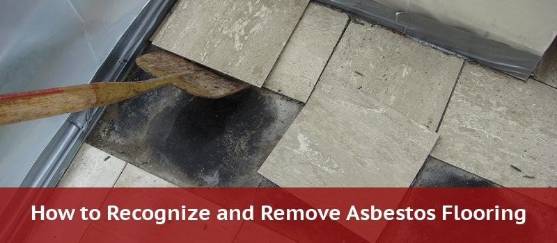 Asbestos Floor Tiles - How to Identify