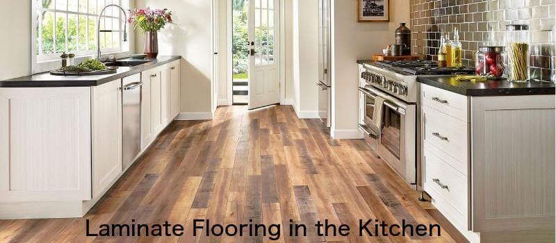 Laminate Flooring In The Kitchen Pros