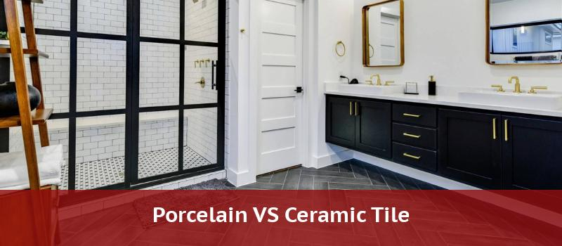 porcelain vs ceramic floor tile