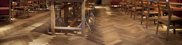 venture plank herringbone - oak parquet - havwoods