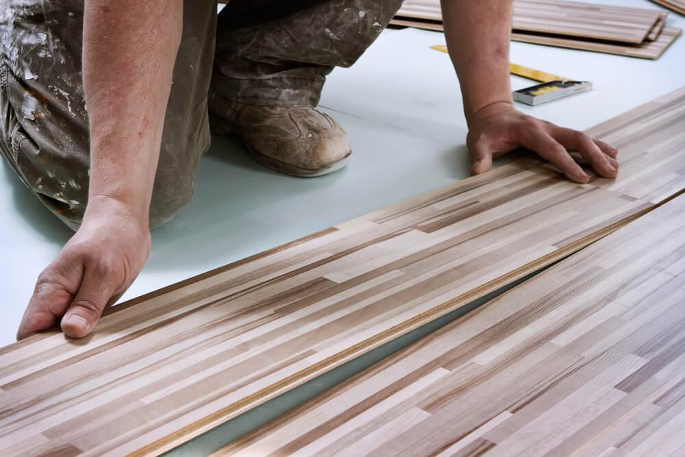 Removing Laminate Flooring laminate floor removal How To Remove Laminate Flooring Homeflooringpros