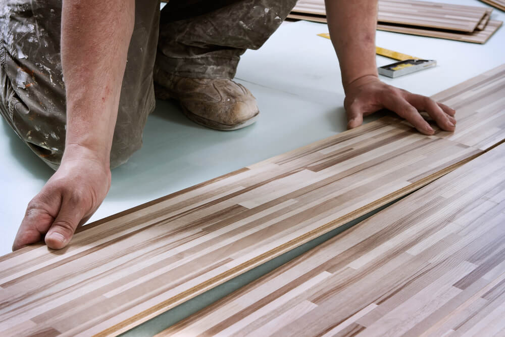 How To Remove Laminate Flooring Homeflooringpros