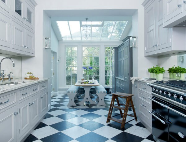 Kitchen Tiles Sizes tile sizes & tile shapes for your floor: a buyers guide | home