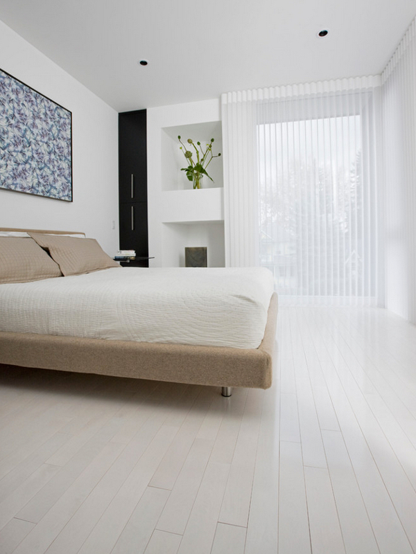 White Wood Floors and Other White Flooring Options & Ideas ...