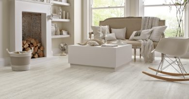 White Wood Floors and Other White Flooring Options & Ideas