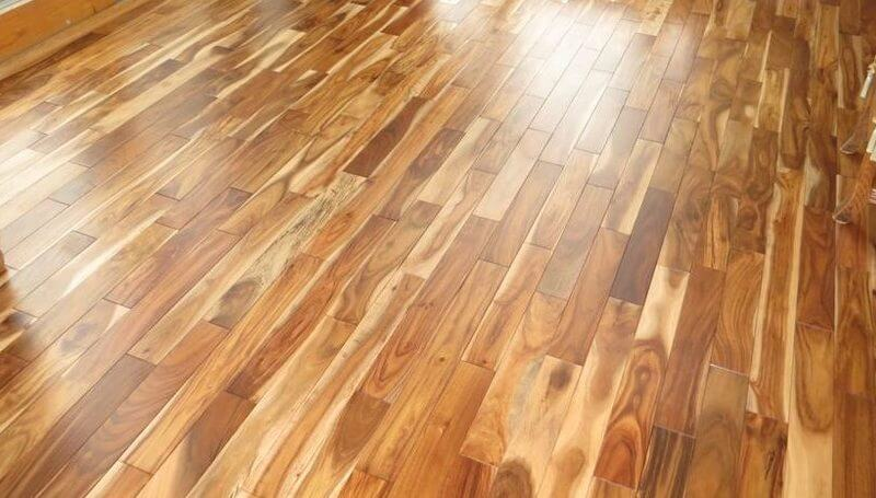 Acacia wood flooring pros cons reviews and pricing for Wood stain pros and cons