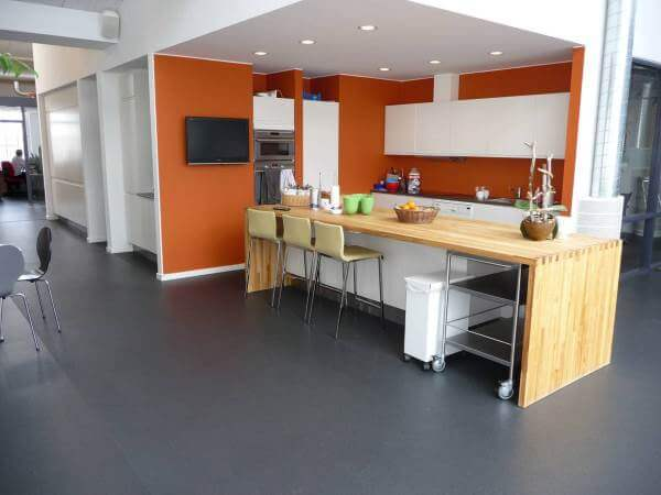 rubber floor tiles kitchen. stone polished granite kitchen