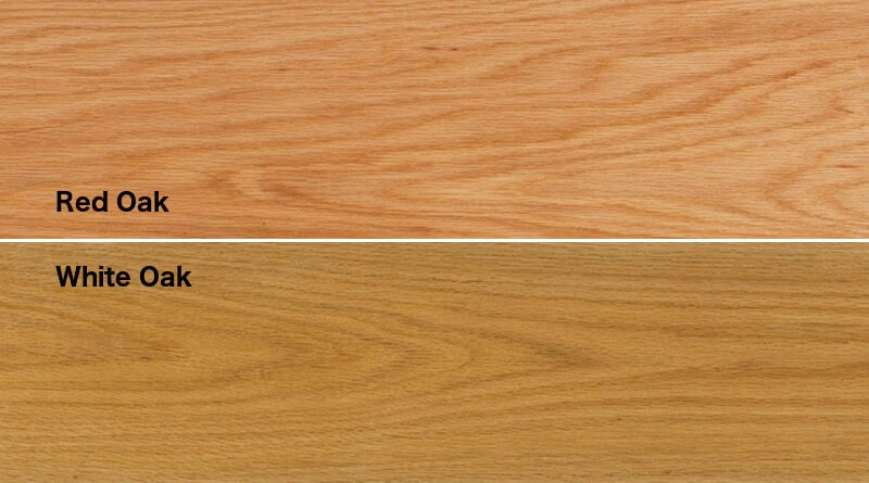Laminate Flooring Vs Wood Red Oak Versus White Oak? u2013 Ask the Home Flooring Pros