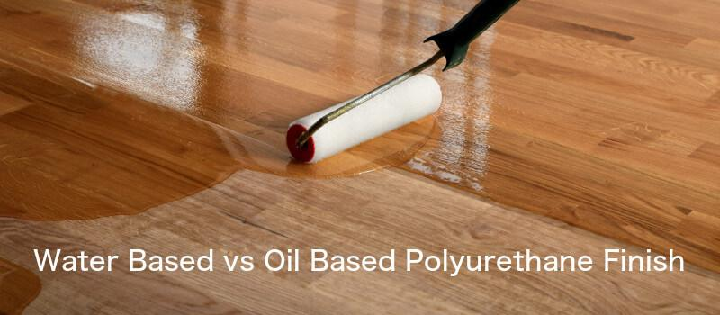 Water Based Oil Polyurethane Floor Finish Home Flooring Pros