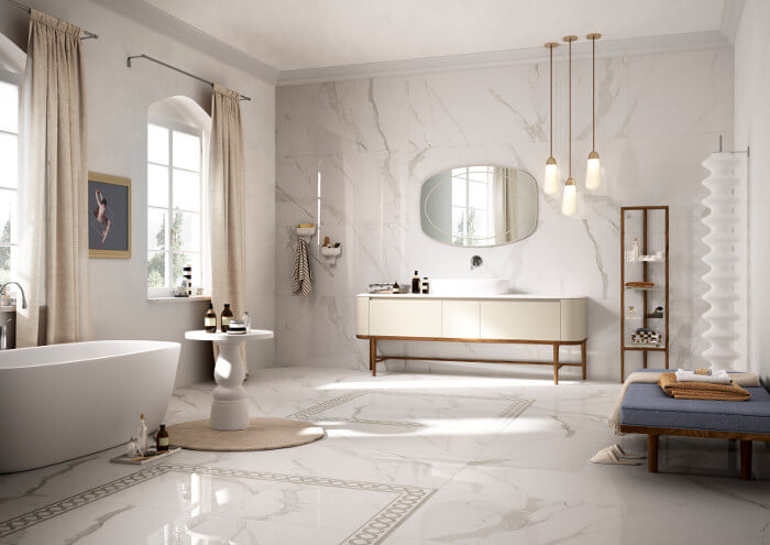 Bathroom Floor Tile Ideas 8 Of The Best Bathroom Tile Floors 2018
