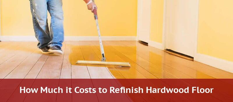 Cost To Refinish Hardwood Floors 2020 Home Flooring Pros,Dog Licking Paws Red