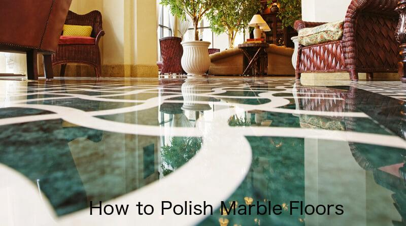 Marble Polishing How To Polish Marble Floors Restore The Shine