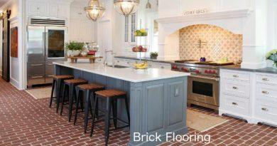 Brick Flooring: Pros and Cons, Options, Where to Buy and Prices