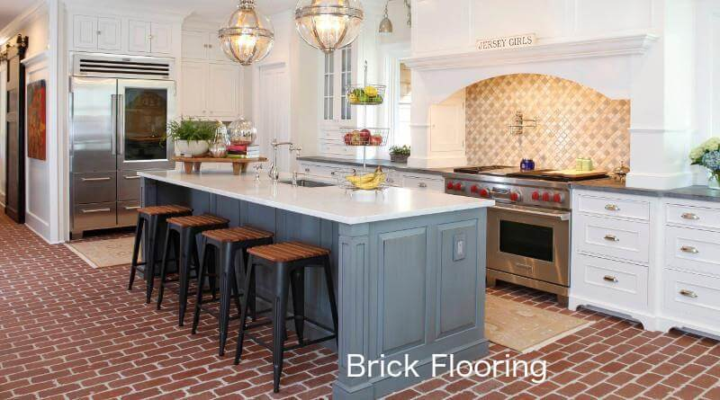 Brick Flooring Read This Before You Buy Homeflooringpros